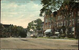 Manchester-CT-Main-St-1908-Used-Postcard