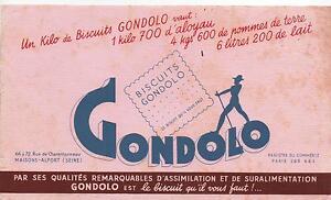 Buvard - Biscuit Gondolo (réf. 67/6) 74pde8bt-07225109-245447902