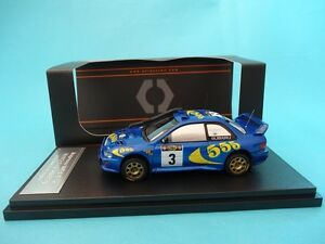 SUBARU-IMPREZA-WRC-COLIN-McRAE-1st-RALLY-SAFARI-1997-DECAL-1-43-NEW-HPI-8576