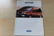 88972) Fiat Ulysse Prospekt 02/1995