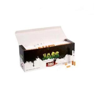 Boîte de 500 tubes à cigarette Jass par 1
