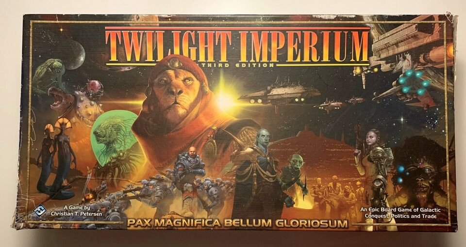 Twilight Imperium Third Edition, brætspil