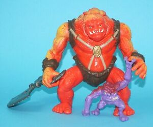 SMALL-SOLDIERS-FLATCHOO-amp-NIBBLE-100-COMPLETE-1998-KENNER-DISNEY