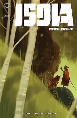 Isola Pologue Image Comic Nm 2019