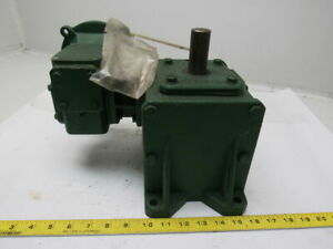 Ohio Gear DPH2206/2133 Double Reduction Gear Box Speed Reducer 100-E Ratio