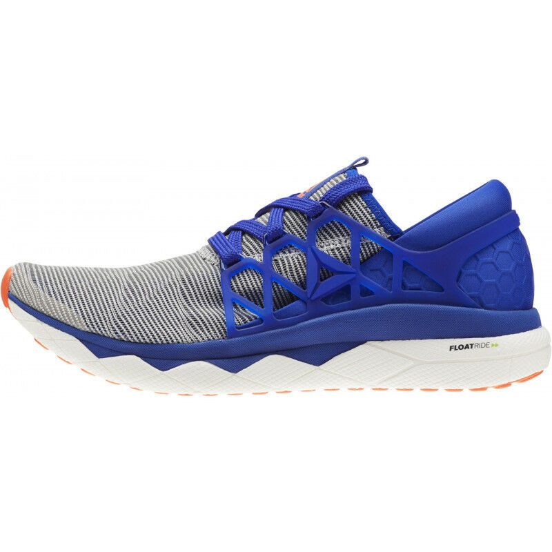 Mens Reebok Floatride Run Flexweave Mens Running shoes - blueee