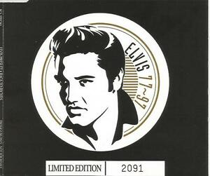Elvis-Presley-Rags-To-Riches-limited-edition-Fan-Club-issue-promotional-CD
