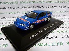 ALP2 Voiture 1/43 eligor RENAULT Alpine : V6 GT Turbo  Europa Cup Speedy 1985