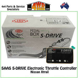 SAAS-S-DRIVE-Electronic-Throttle-Controller-fit-Nissan-Xtrail-2008-On