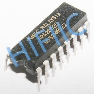 NEW 5PCS NEC UPA2003C Encapsulation:DIP-16,NPN SILICON EPITAXIAL DARLINGTON