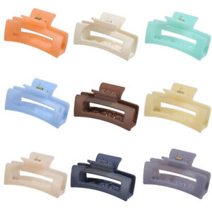 Women Butterfly Hair Claw Clamps Large Hair Clips Claws Clamp Accessories