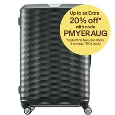 Samsonite Polygon Hard Spin Suitcase
