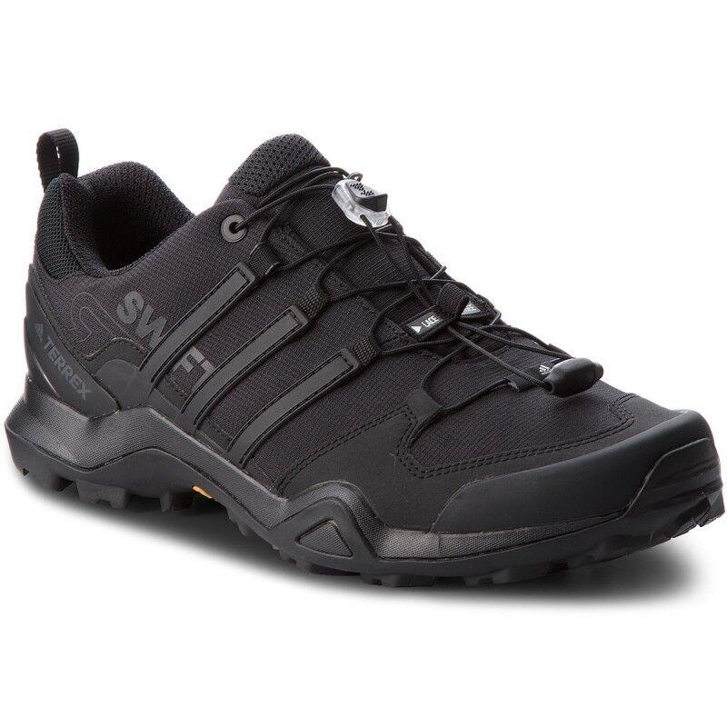 100% nuevo adidas Terrex Swift r2 cm7486 2018  señores Men trekking Outdoor negro