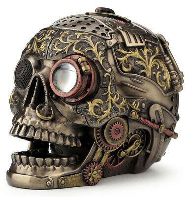 Mystical Skull 14cm check at the funky design 3