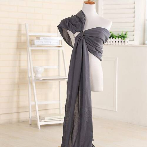 Infant Newborn Baby Carrier Sling Wrap Swaddling Front Strap Carry Bags Sleeping