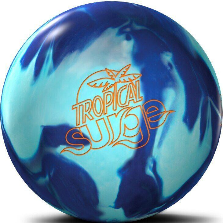 Storm Tropical Surge Bowling Ball Teal bluee NIB 1st Quality