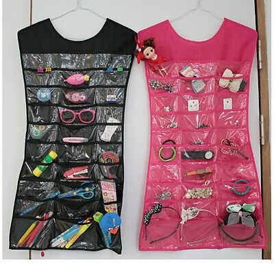 Hair Accessory Organizers/Jewelry Display Bag/Hanging Jewelry/Non-woven wrap