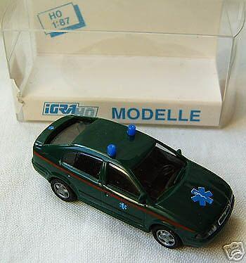Igra HO Skoda Octavia läkare modelll leksaksbil 1 87