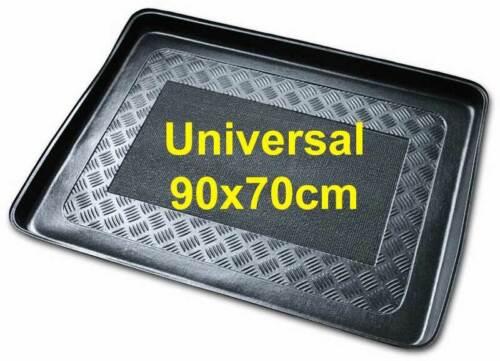 Oppl 80009997 90x70cm Universal Kofferraumwanne Classic mit aufgeklebter Antiru