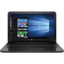 "15.6"" HP 15-ba009dx Laptop- AMD Quad A6-7310, 2.0GHz, 4G, 500G, DVD RW, HDMI"