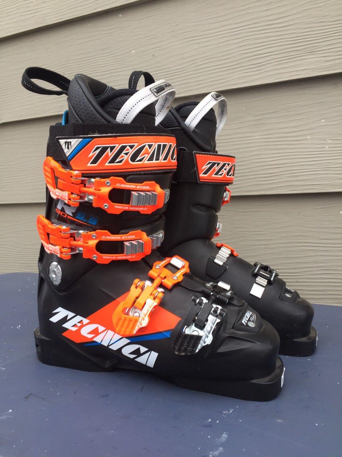 Tecnica 90 R Ski Boots 23 Mondo US 5 New