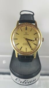 Vintage Omega   collector watch Rare wind up movement !