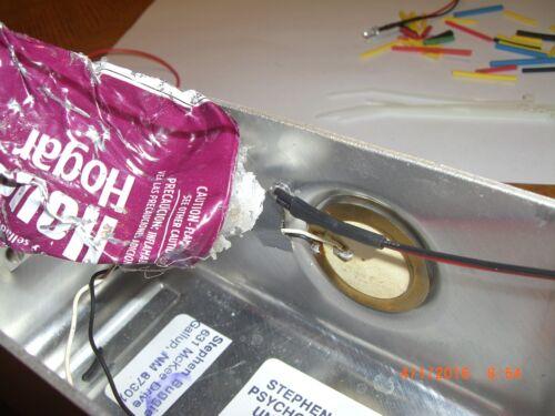 LUDLUM GEIGER COUNTER # 2  3  12  14C MOD-KIT TO ADD  FLASHING LED $9.50 S//H