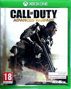 Call-of-Duty-Advanced-Warfare-AW-Microsoft-Xbox-One-XB1-Video-Game