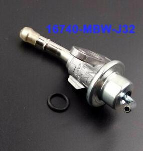 Suuonee Fuel Pressure Regulator Fit for Honda 2001-2006 CBR600F4i 16740-MBW-J32