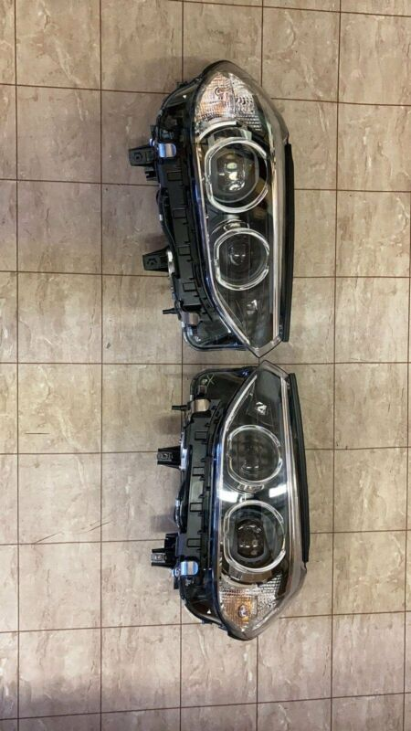 BMW X3 HEAD LIIGHT LAMP COMPLETE LH & RH BRANDNEW ORIGINAL  PRICE FOR EACH