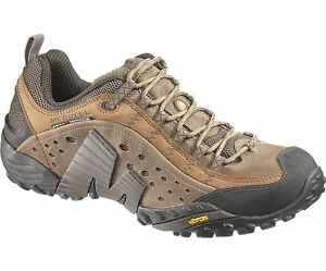 Merrell-Intercept-Men-039-s-Walking-Shoe-J73705-Moth-Brown-NEW