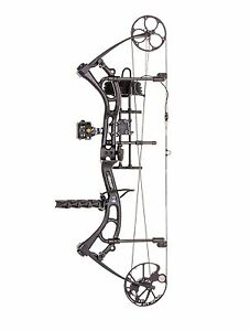 Bear Archery Authority NEW 2016 BLACK SHADOW FULL PACKAGE 55-70LB  41% off list