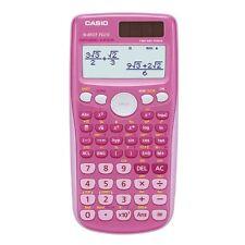 Casio FX85GTPLUS-PK Pink 260 Function Scientific Calculator FX-85GTPLUS New