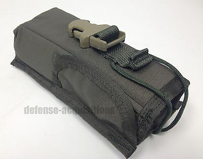 EAGLE INDUSTRIES ALLIED INDUSTRIES RLCS MBITR RADIO POUCH SFLCS RANGER GREEN EXC