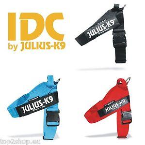 K-9-IDC-Gurtbandgeschirr-Geschirr-Hunde-Geschirr-Light-Belt-Brust-Geschirr-Belt