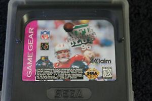 de67333b8 Image is loading NFL-Quarterback-Club-96-SEGA-GAME-GEAR-FREE-