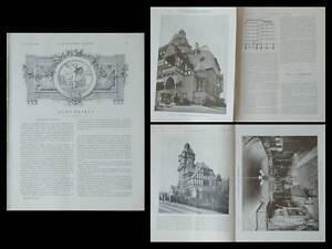 LA-CONSTRUCTION-MODERNE-n-5-1906-COBLENCE-KOBLENZ-VILLA-WILLY-BOCK