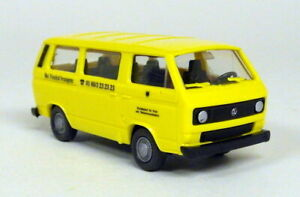 Roco-1-87-HO-Scale-1415-Volkswagen-Type-2-T3-T25-Tiny-Model-Van
