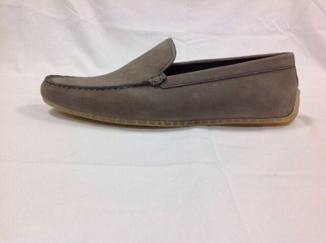 Clarks Reazor Edge Sage Nubuck Men's Loafer Shoes UK 8 EUR 42