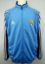 Vintage Adidas 2005-2006 Real Madrid Warm Up Full Zip Jacket Size Adult Large L