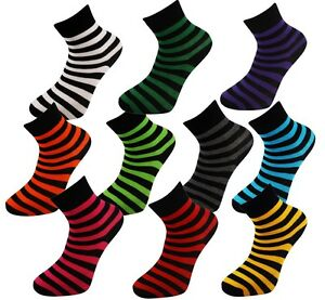 New Ladies Plain Black Socks Womens Girls Cotton Blend Lycra Adults Uk Size 4-8