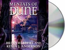 Mentats of Dune, Anderson, Kevin J., Herbert, Brian