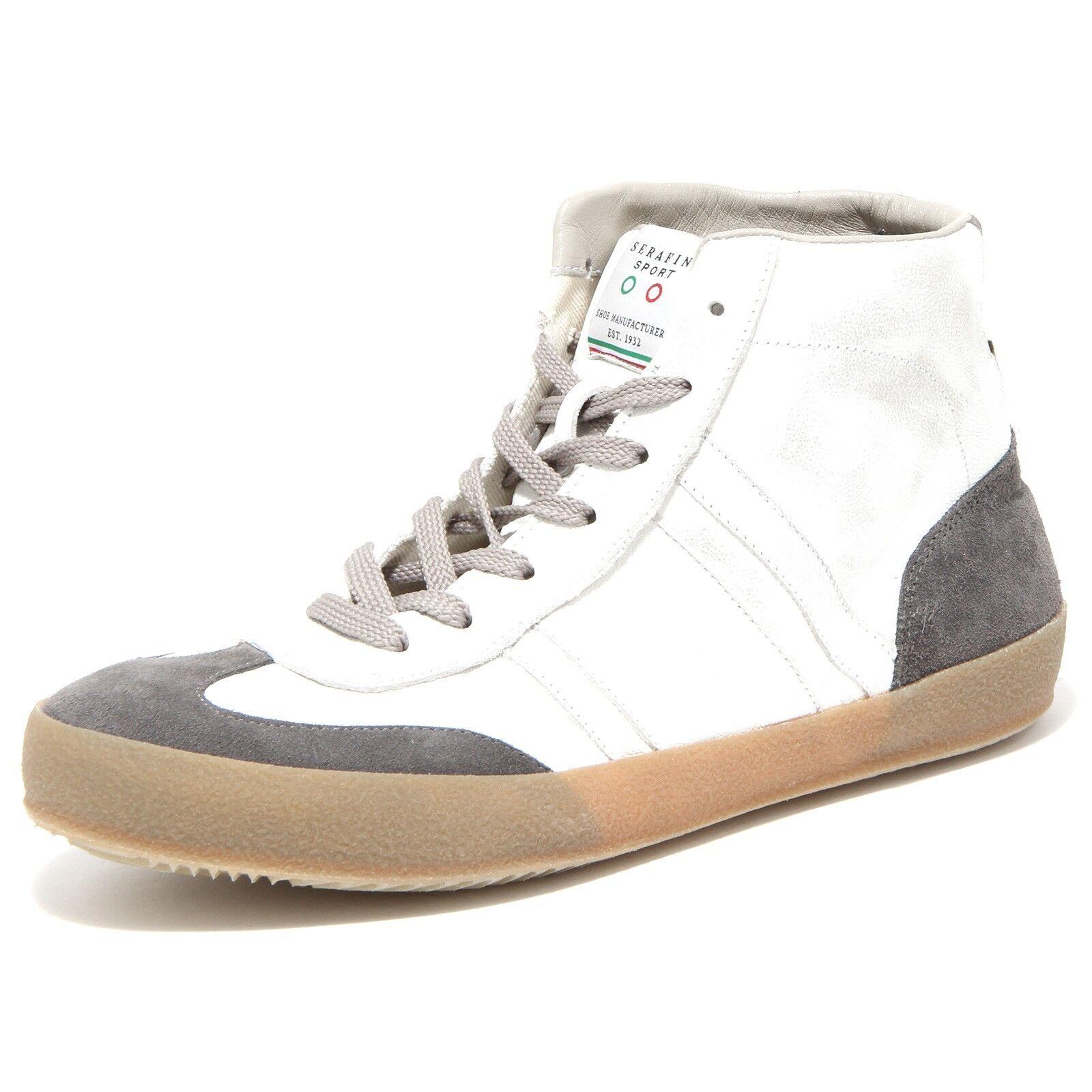 69434 sneaker sneaker 69434 SERAFINI LUXURY BASKET VINTAGE scarpa uomo shoes Uomo