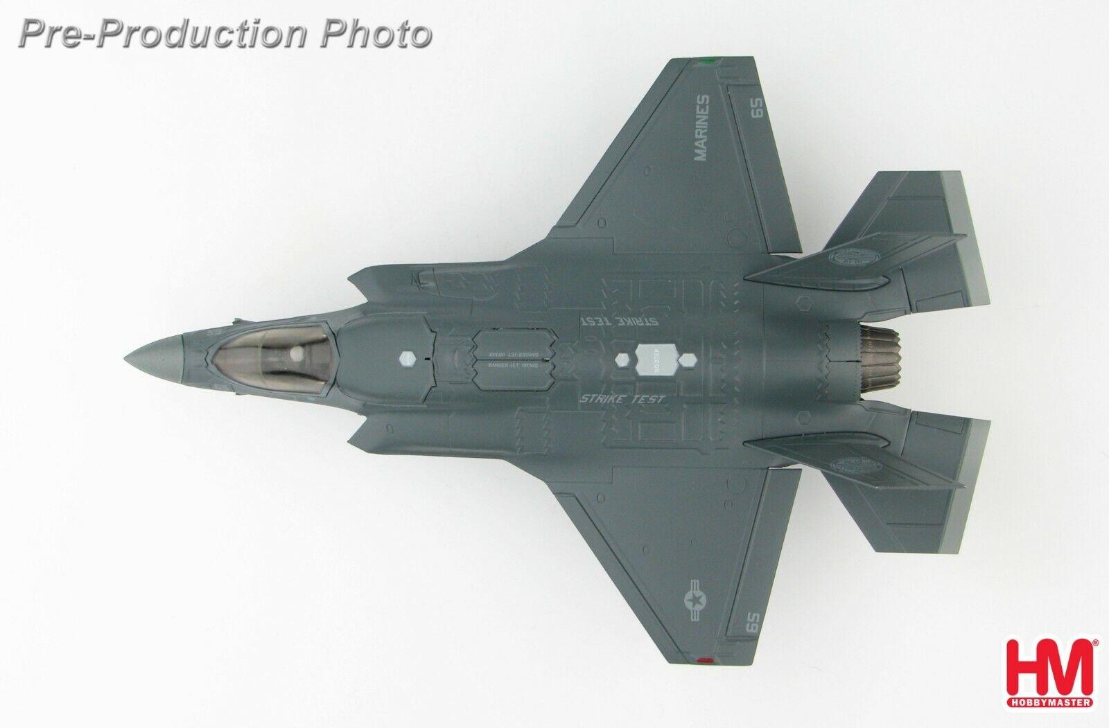 alta calidad Hobby Master HA4608, Lockheed Martin F-35B BF-05, CDR. CDR. CDR. Nathan gris, HMS Queen E  venta al por mayor barato