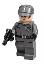 Lego Imperial Officer Star Wars Minifigure