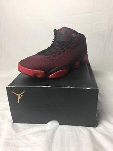 e8148879ecbf6d Nike Jordan Men s Jordan Horizon Low Black Gym Red-White Brand New ...