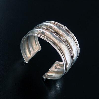 bracelet argent ethnique
