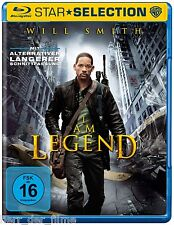 I AM LEGEND (Will Smith) Blu-ray Disc NEU+OVP