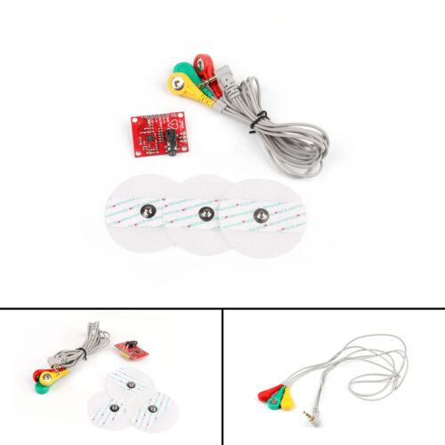 Single Lead AD8232 Pulse Heart Rate Monitor //ECG Kit Modul Für Arduino DE