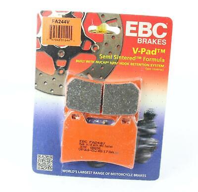 Semi-Sintered V Brake Pads EBC  FA244V